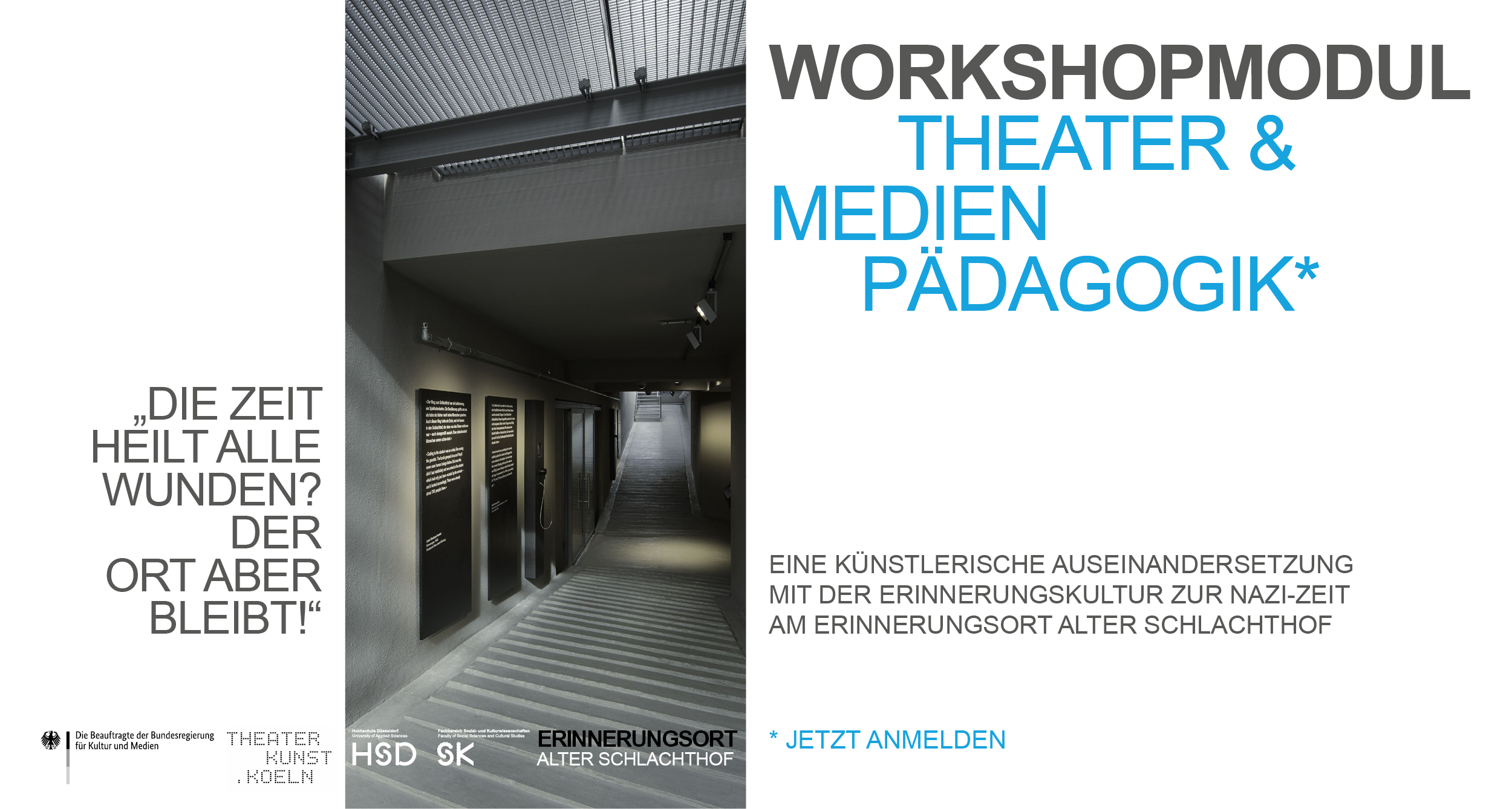 facebook header Workshop Theaterpädagogik